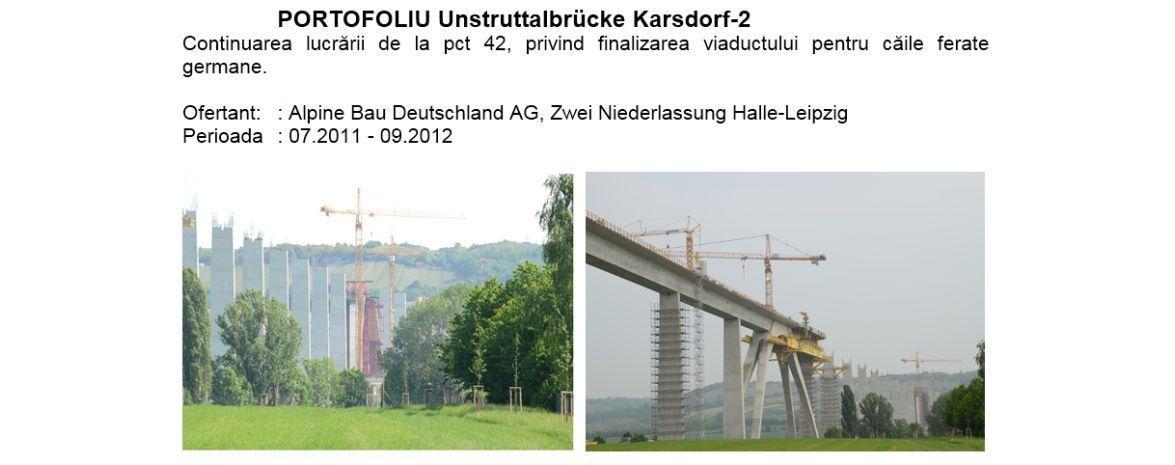 viaduct pentru căile ferate germane