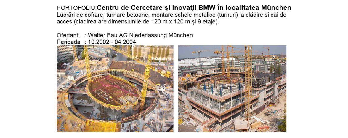 Centru de Cercetare si Inovatii BMW, Munchen
